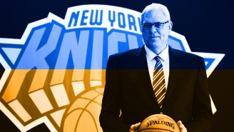Phil Jackson's Tenure With The Knicks Is Over
