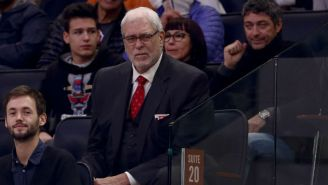 Phil Jackson's Marriage With The Knicks Was Doomed From The Start