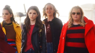 The First 'Pitch Perfect 3' Trailer Feeds The Bellas To The Real World Before Sending Them Around The Globe