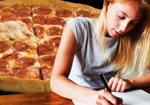 This Teen's Essay About Papa John's Got Her Into Yale