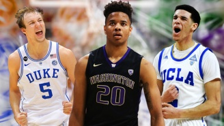 We Try To Make Sense Of The Late Lottery In Our Latest NBA Mock Draft