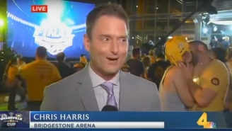 It Got Sensual In Nashville When The Predators Beat The Penguins To Tie The Stanley Cup Final