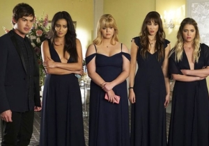 The 'Pretty Little Liars' Finale Had Time Jumps, Crazy Surprises, And Final Insane Reveals For Fans