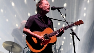 Radiohead Said The Rock Hall Of Fame Feels More Like 'Show Biz' And An 'American Thing'
