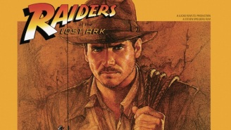 Now You Can Own The Iconic Indiana Jones 'Raiders Of The Lost Ark' Soundtrack On Vinyl