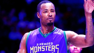 Rashard Lewis Tells Us Why He Loves The BIG3, And What It Meant To Play With Ray Allen