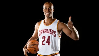 Richard Jefferson Thinks The GoFundMe To Pay Dahntay Jones' Fines Is Hilarious