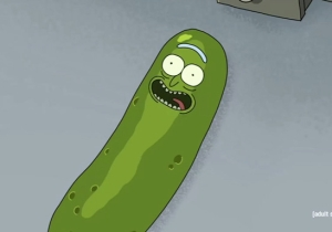 'Rick And Morty' Previews More Pickle Rick And The Wasteland, Shiny And Chrome