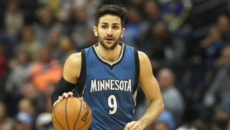 The Timberwolves Reportedly Still Want To Move Ricky Rubio After The Jimmy Butler Trade