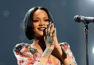 Adele Wrote An Incredibly Heartfelt Letter Of Tribute To Rihanna For 'Time's 100 Most Influential People
