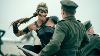 'Justice League' Will Feature Robin Wright's Antiope