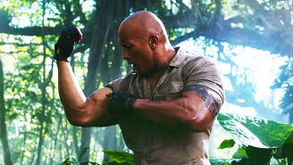 The First 'Jumanji: Welcome To The Jungle' Trailer Is Here