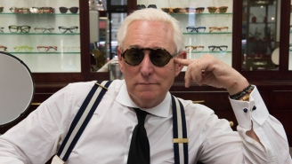 'Get Me Roger Stone' Co-Director Dan DiMauro On Watching The Election From Alex Jones' Bunker