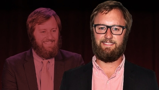Rory Scovel Is Just Trying To Get Better