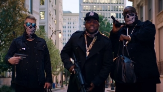 Run The Jewels Show Terrible Trigger Discipline In Danger Mouse's 'Chase Me' Video