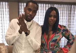 Safaree Is Saying Meek Mill's Crew Jumped Him But The Internet Does Not Believe Him At All