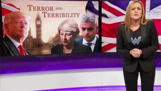 Samantha Bee Lashes Out At Fox And Friends For Helping To Stoke Fear Following The London Terror Attack