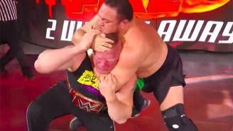 The Brock Lesnar Vs. Samoa Joe Rematch Is Happening Sooner Than You Think