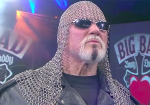 Scott Steiner Explained Why He Left Impact Wrestling The First Time