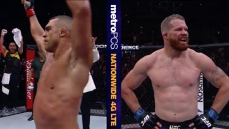 Vitor Belfort Goes To The Judges For The First Time In A Decade And Gets The Decision Win Over Nate Marquardt