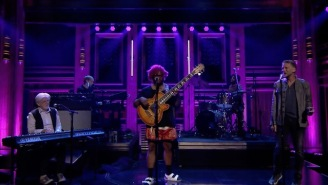 Thundercat Brought Out Michael McDonald And Kenny Loggins For A Late Night Yacht Rock Extravaganza