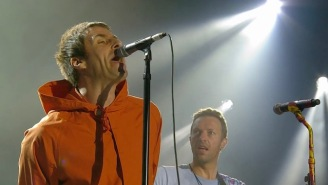 Unlike Liam, Coldplay Don't Think Noel Gallagher Is A 'Sad F**k' For Missing 'One Love Manchester'