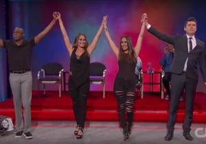 Watch The Bella Twins Get Goofy On 'Whose Line Is It Anyway?'