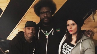 Questlove Looked Back On His Career-Ranging Conversation With Prodigy