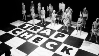 2 Chainz 'Trap Check' Video Is A Decadent Human Chess Match