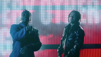 Vic Mensa's 'OMG' Video With Pusha T Features Some Of The Best Young Talent That Chicago Has To Offer