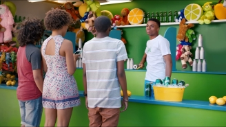 Vince Staples Keeps It Real At The Boardwalk In This Hilarious New Sprite Ad