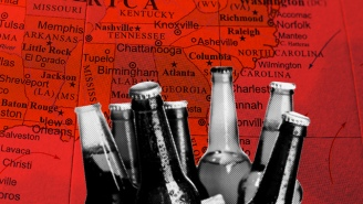 Here Are The Best Beers In America's Southeastern States
