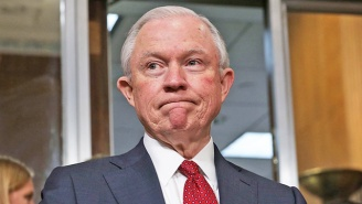 A Russian Lobbyist Reportedly Attended Dinners Hosted By Jeff Sessions During Election Season