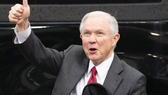 Trump Has Reportedly Grown Increasingly Dissatisfied With Attorney General Jeff Sessions