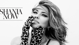 Shania Twain's Return Means 'Life's About To Get Good' For Pop-Country Fans