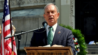 Michael Bloomberg Is Offering To Foot The Bill For The Paris Climate Accord