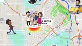 Snapchat's New Feature Is Concerning For People Who Want To Keep Their Lives Separate From Social Media