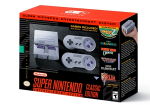 The SNES Classic Has A Release Date, And It's Loaded With A Game You've Never Played