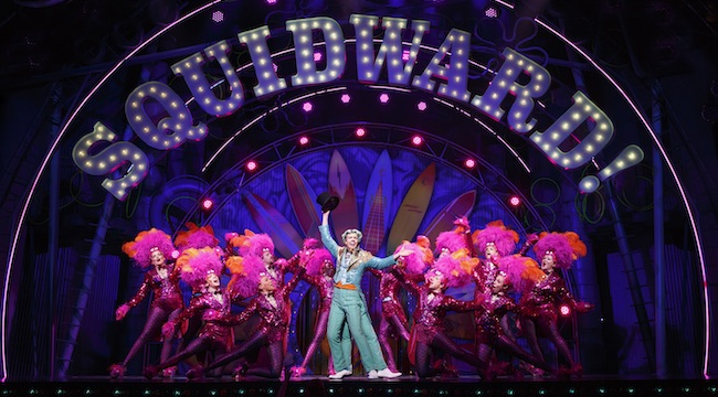 The 'SpongeBob' Musical Featuring Songs From David Bowie And The Flaming Lips Is Heading To Broadway