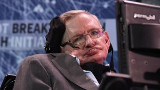 Stephen Hawking Thinks It's Time For Humans To Leave Earth, Or Else