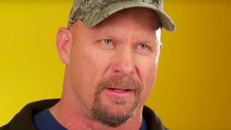 Steve Austin Had Some Serious Praise For The Microphone Skills Of One WWE Superstar