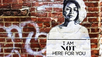Tackling Racism, Misogyny, And Harassment Through Street Art
