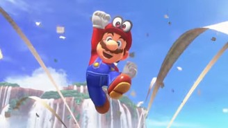 A New 'Super Mario Odyssey' Trailer Reveals What's Up With Mario's Sentient Hat