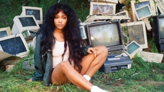 SZA And Kendrick Lamar Sing To P*ssy On 'Doves In The Wind'