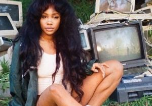 On 'CTRL,' SZA Finds Strength In Recklessness And Blunt Honesty