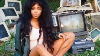 On SZA's 'CTRL,' And Learning To Find Power Through Insecurities