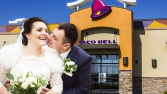 Taco Bell Really Wants To Be The Venue For Your Wedding