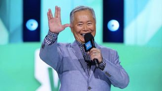 George Takei's Response To Donald Trump's Remark About The World Laughing At The U.S. Is Gold