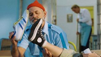 Live Your Most Whimsical Life With Zissou's Sneakers From 'The Life Aquatic'