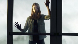 The Newest Trailer For 'The Mist' Gives A Glimpse Of A Monster